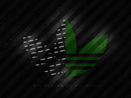 Adidas New by Grafi-Ray
