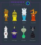 Hyena Labs Exclusive Vigors - Series 1