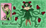 Ben 10 into Rose-Anne