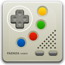 GFCE Ultra NES Faenza Icon by iheartubuntu