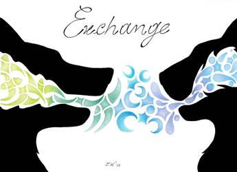 Exchange's transit by ErikaWilder