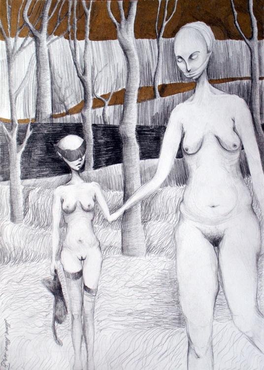 Outlines by marzenaabl