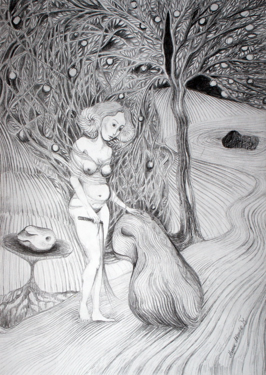 Salome by marzenaabl