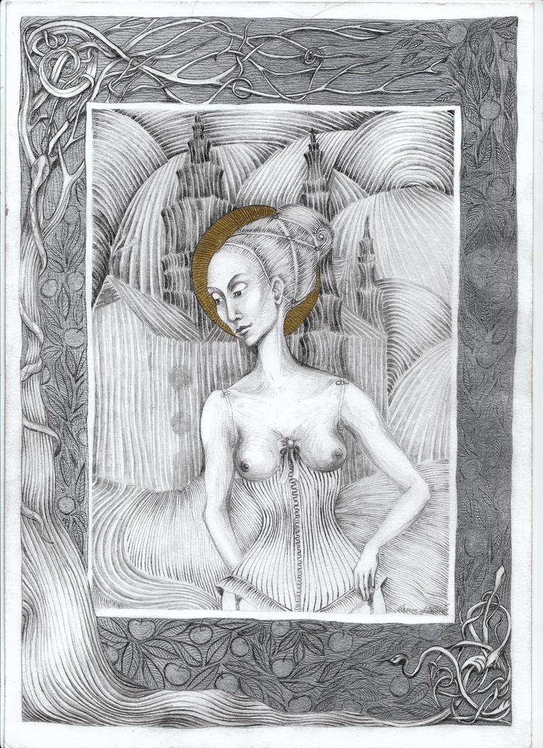Female by marzenaabl