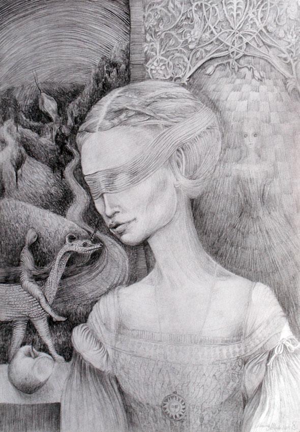 Allegory by marzenaabl