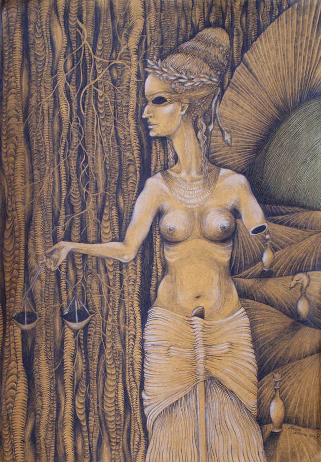Themis by marzenaabl