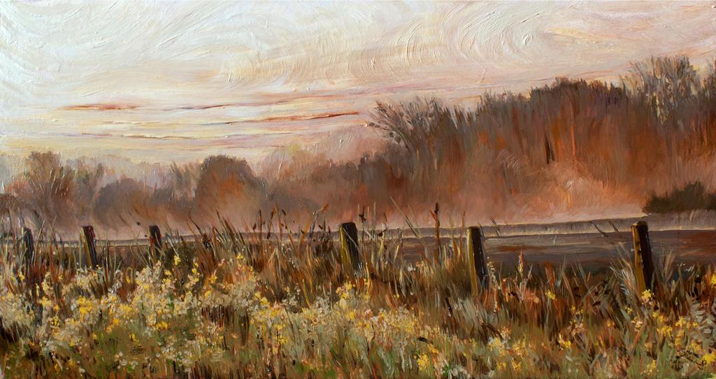 Landschaft by marzenaabl