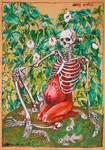 Bestiary card