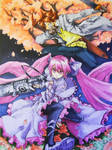 Mine and Tatsumi - Akame ga Kill!