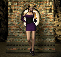 Pyra by SavageDragon1313