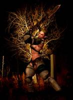 Mad Zora by SavageDragon1313