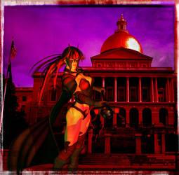 Back Offa' Boston! by SavageDragon1313