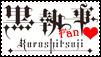 Kuroshitsuji Fan by The-Art-Godess