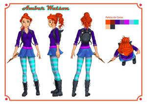 Amber Watson (Original Character)