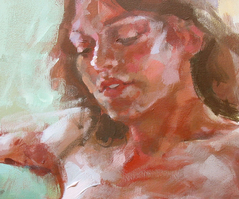 Zena na slikarskom platnu ___woman_by_renatadomagalska