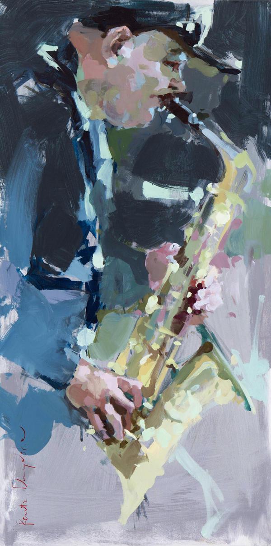 Jazz by renatadomagalska