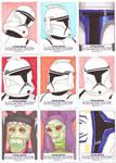 Star Wars Galactic Files Series 2 Sketch Cards 05