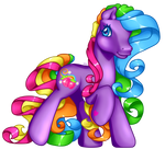 Rainbowberry by PrettyWitchDoremi