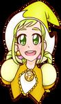 Pretty Witch Momoko