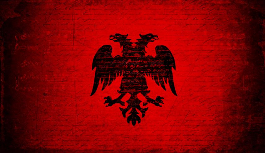 Flamuri Shqiptar Shqiponja