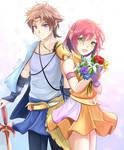 Final Fantasy V - Warriors of Light