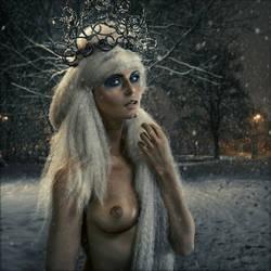 Snow Queen by felipmars