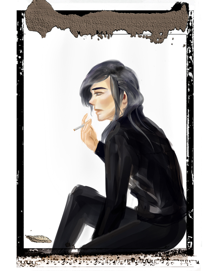Sirius Black sulk by Abyss-Valkyrie