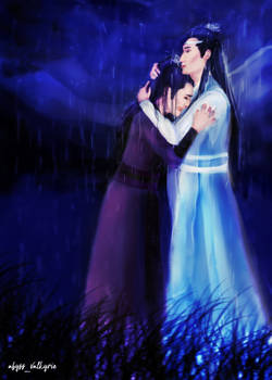 I'm losing everything except for you-XiCheng