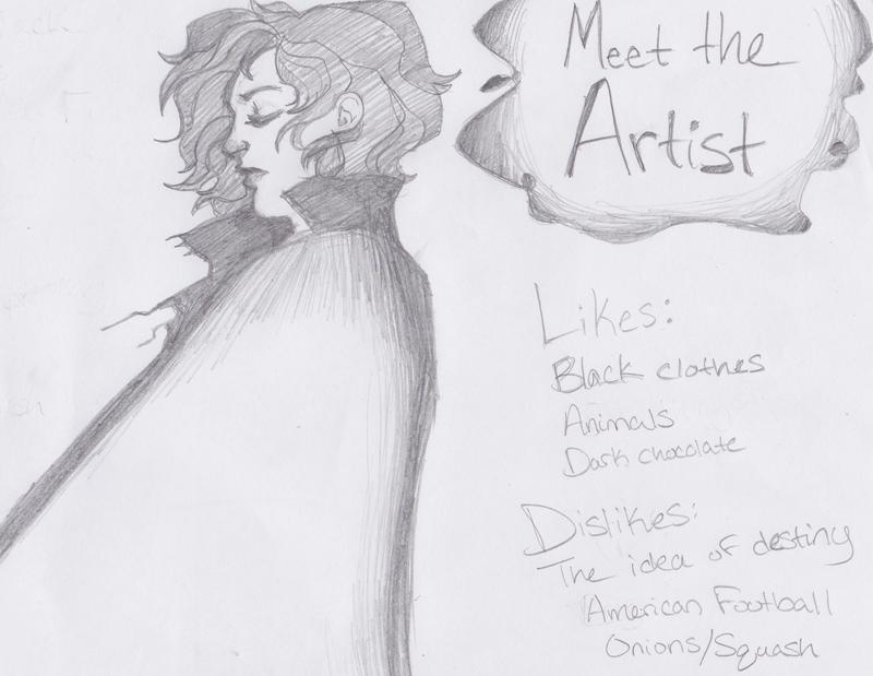 Meet the Artist by Belclairade