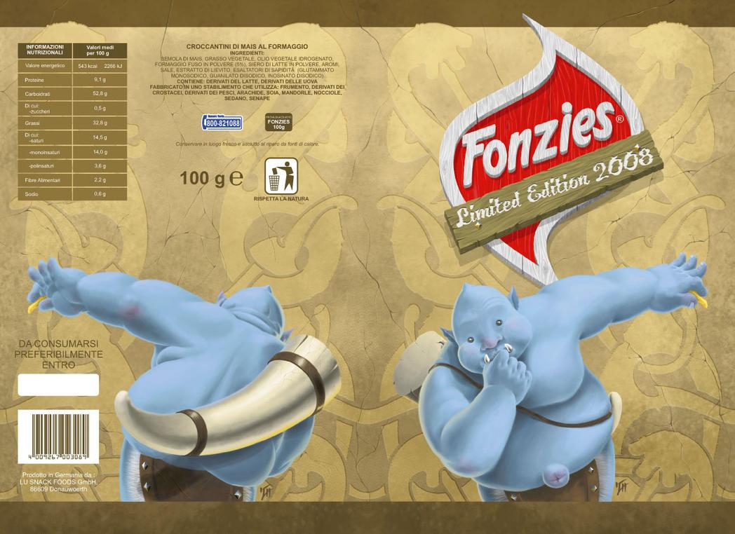 Knut - Fonzies Contest by 1CH
