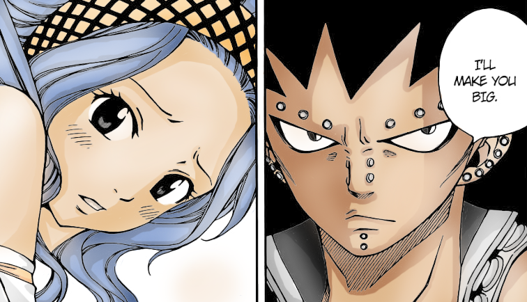 gajeel and levy by xxvikuteexx on deviantart