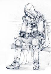 AC: Ezio by atomic-cocktail