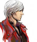 Dante color sketch