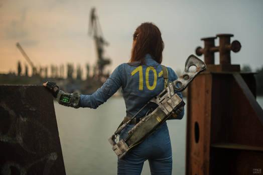 Fallout 3 - Vault dweller [3]