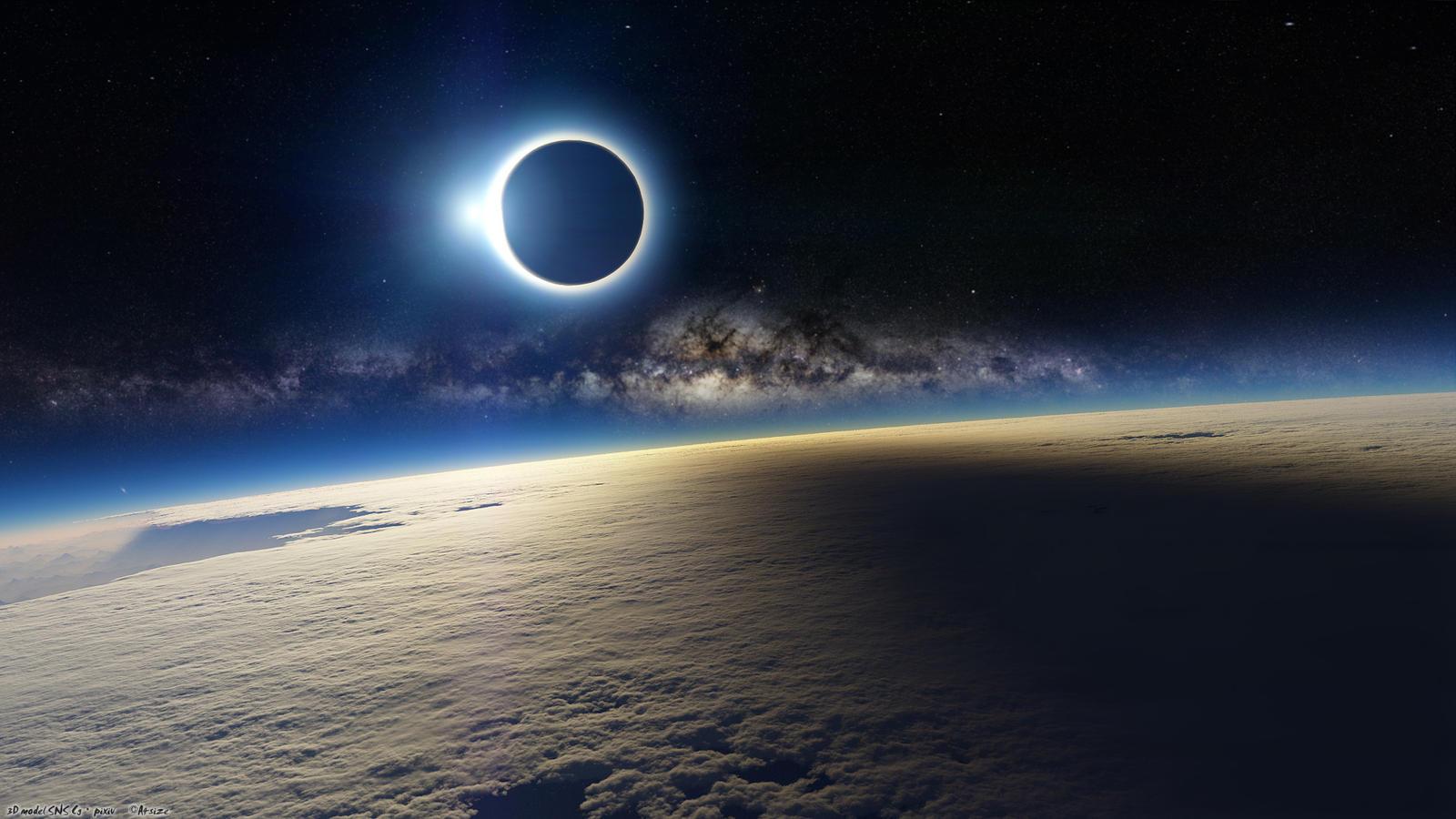 Eclipse by A4size-ska