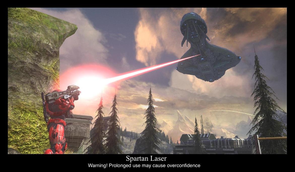 Image result for spartan laser