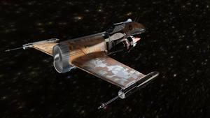 Star Wars T-WING