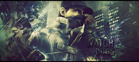 Watch Dogs Signature by GuilhermeLime