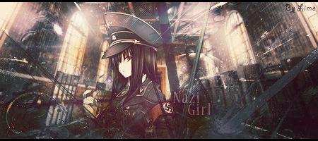 Nazi Girl v2