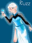 Elsa by ruzzreka