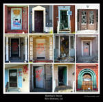 Katrina - Doors of New Orleans