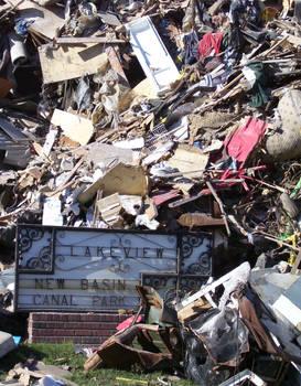 Lakeview Debris
