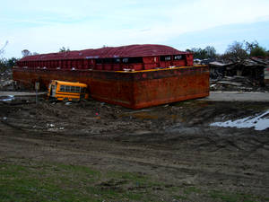 Lower 9th Barge - 1