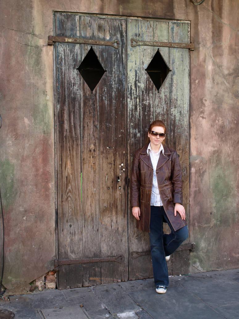 Erin at Preservation Hall by Kicks02