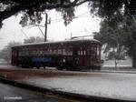 Streetcars in the Snow 3