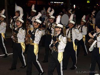 Mardi Gras Krewe of Isis 4 by Kicks02