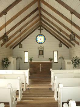 Cajun Village - Church 2