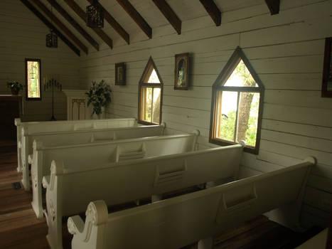 Cajun Village - Church 4