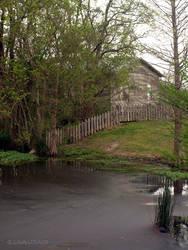Cajun Village - The House 1