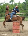 Rodeo - Barrels 4